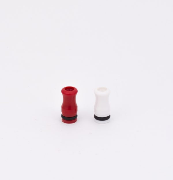 Short Plastic Drip Tip with 510 connection