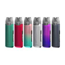 This V.THRU Pro is an easy-to-use, low-cost starter suit. A refillable pod made of medical-grade materials that uses pods with built-in coils. You can choose between 0.7 and 1.2ohm.The VOOPOO V.THRU Pro pod kit is powered by 900mAh built-in battery to support 5-25W adjustable power.